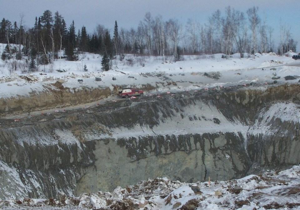Class 1 Nickel Alexo Mine 2005