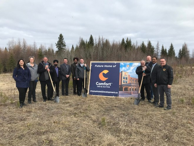 New Hotel Coming To Cochrane