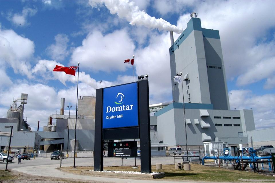 Domtar - Dryden mill (1)
