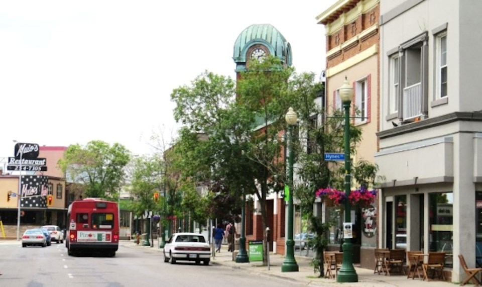 Downtown Sault Ste Marie