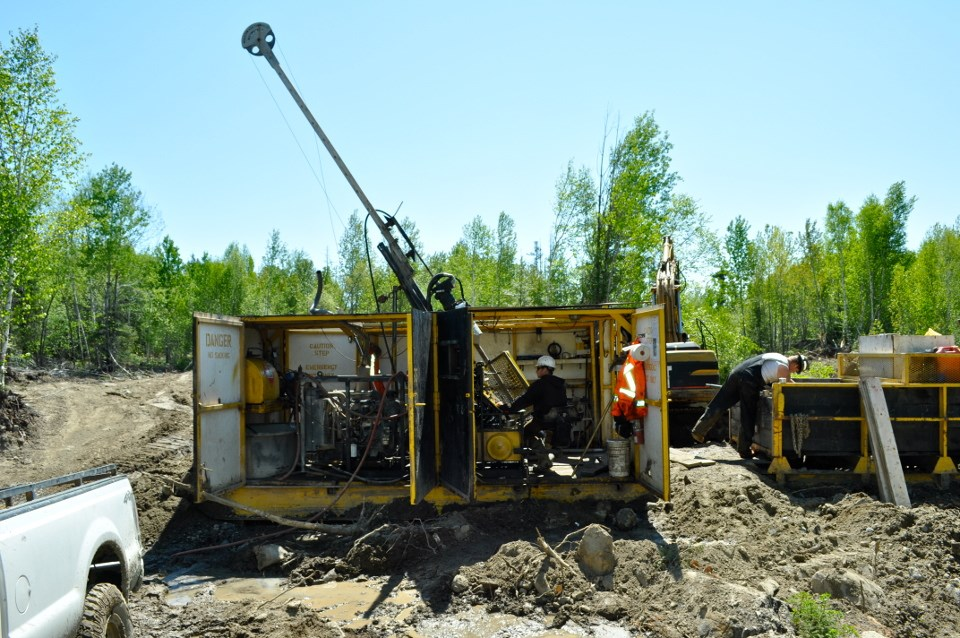 Drill rig