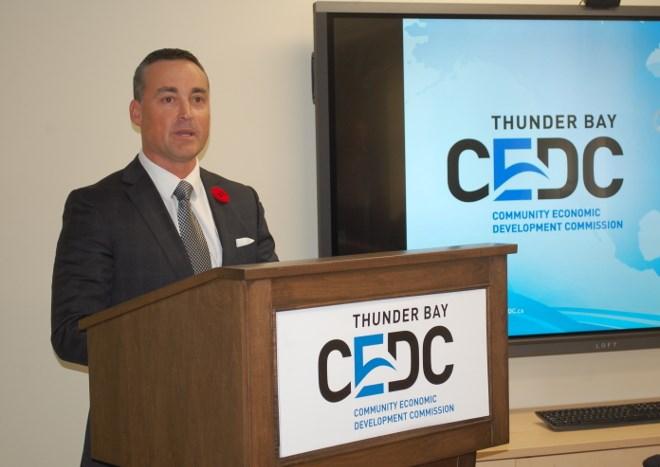 Eric Zakrewski T-Bay CEDC