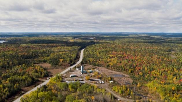 Former Cheminis Mine
