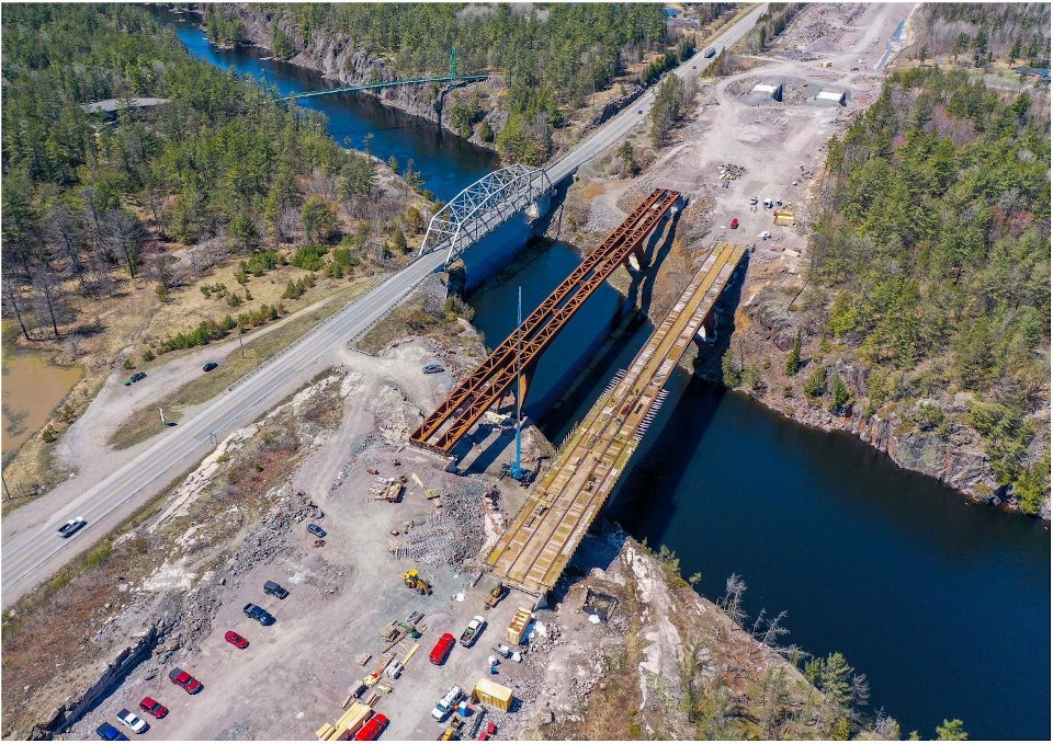 French River bridge construct1