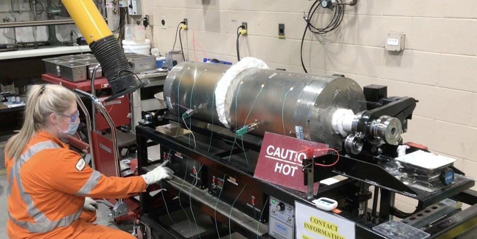 Frontier Lithium pilot plant