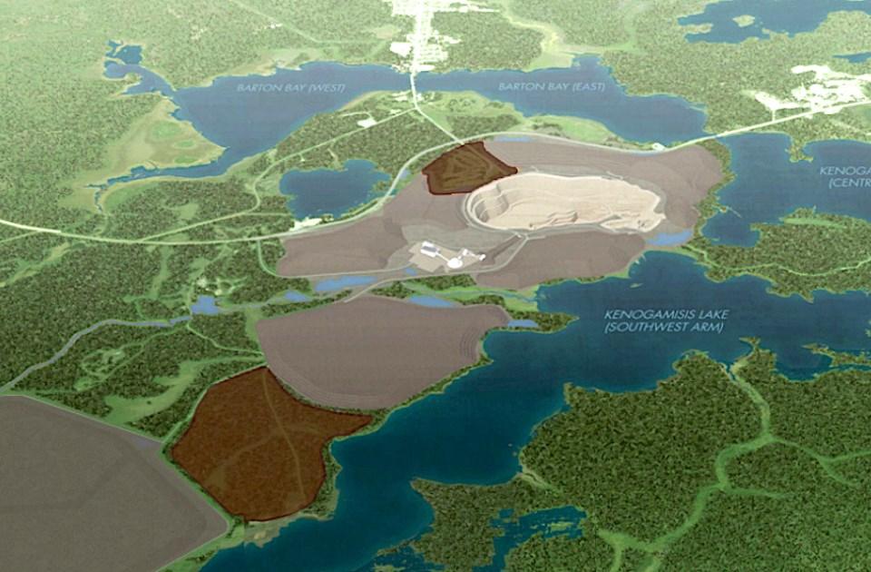Greenstone Gold Mines conceptual