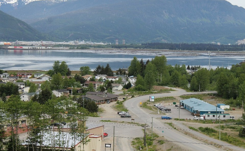 Haisla Nation, Kitimat Village, on the north coast of British Columbia (Haisla Nation Facebook photo)