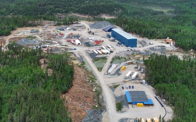 Harte Gold Sugar Zone Mine-Mill