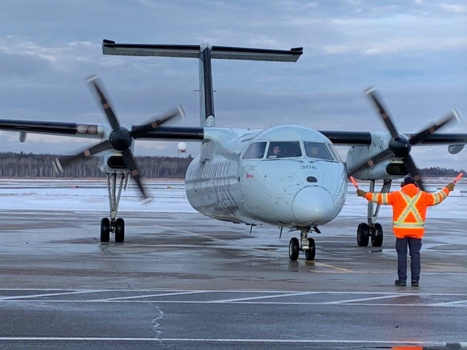 Jack Garland Airport (BayToday photo)