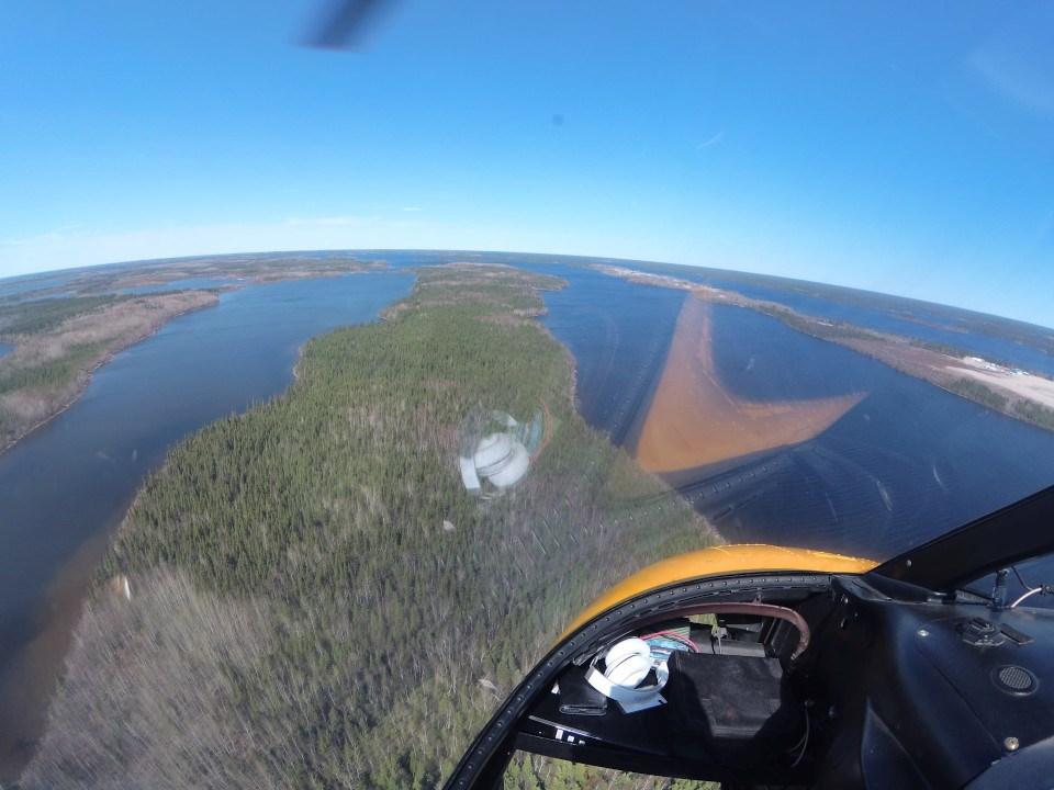 James Bay Region (Webeque Supply Road Facebook page)