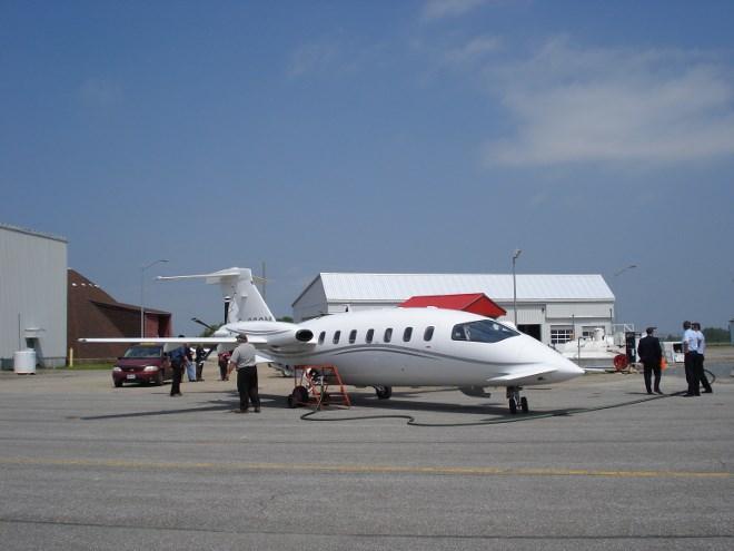Jet refuelling