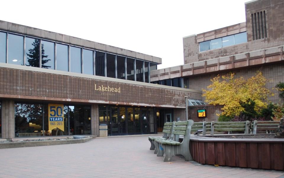 Lakehead Agora Building