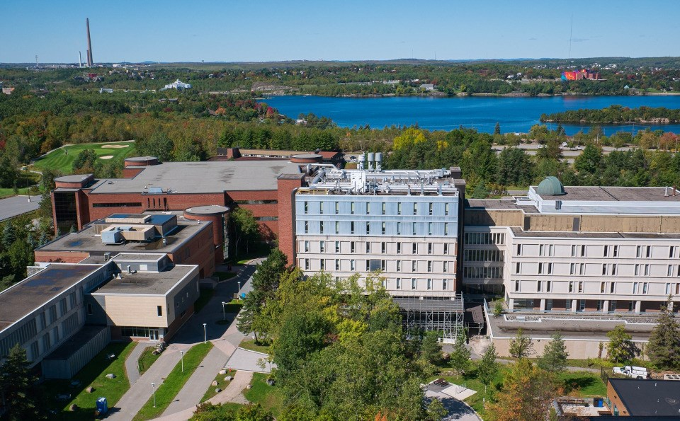 Laurentian U campus photo 2