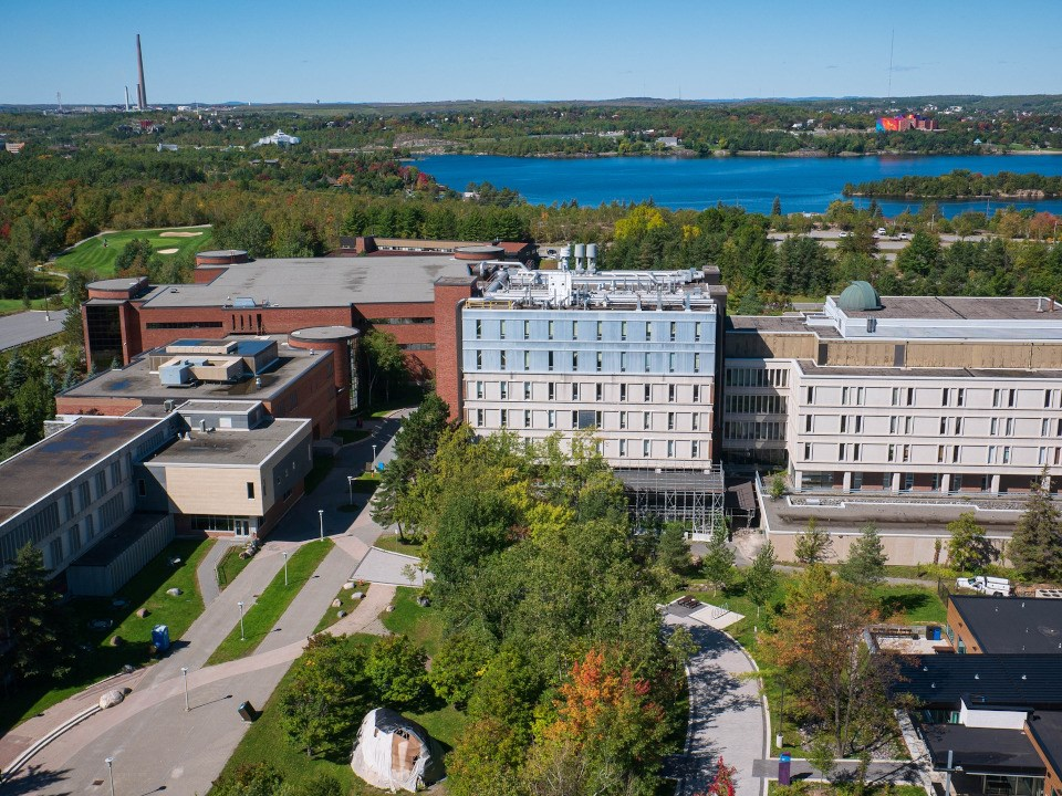 Laurentian University campus 1