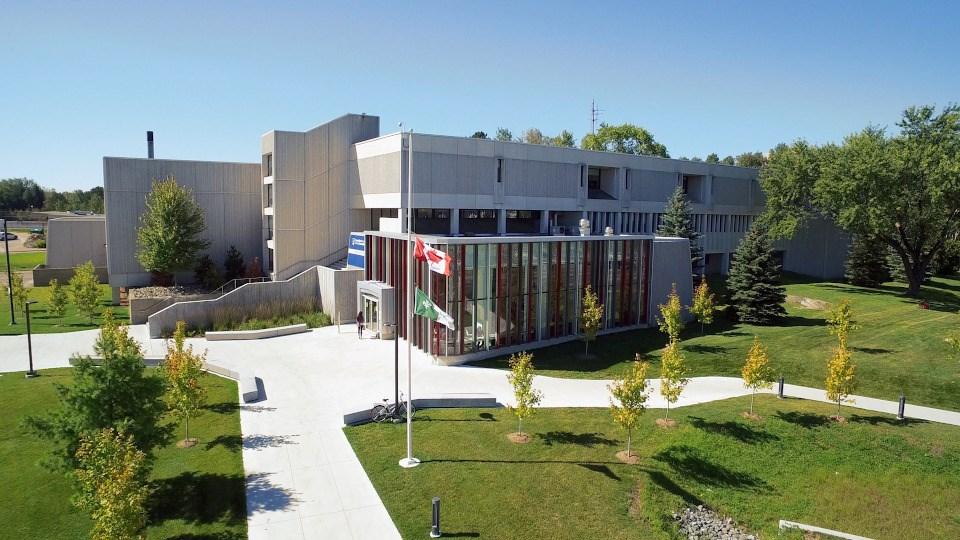 Laurentian University campus building