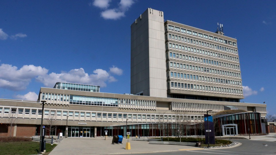 Laurentian University main building