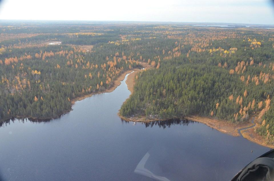 Melchett Lake (Silver Spruce Resources)