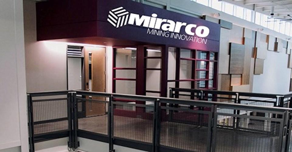Mirarco office facade