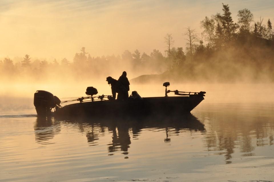 morning fisher