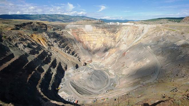 New Afton Mine