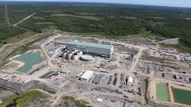 New Gold's Rainy River mine-mill project has been an economic boon for Thunder Bay industrial service companies and skilled tradespeople.
