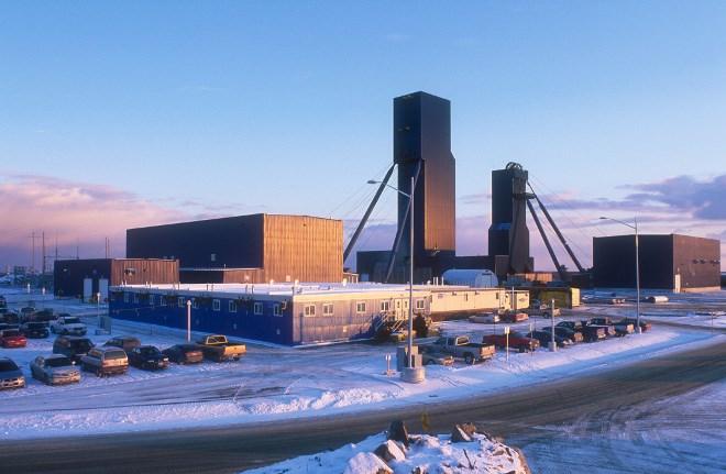 Glencore's Nickel Rim South Mine