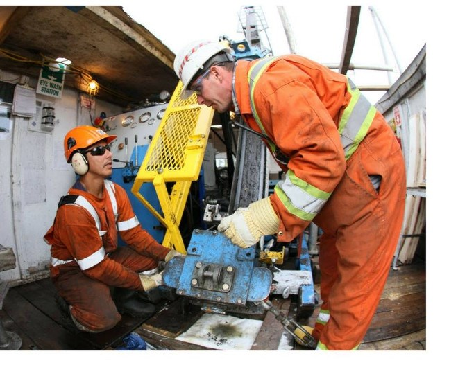 Noront drilling