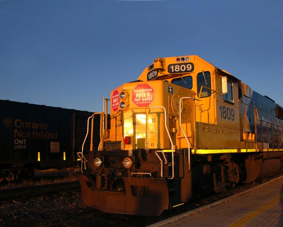 Northlander locomotive (2012)