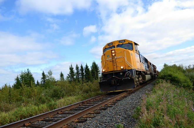Ontario Northland Facebook photo