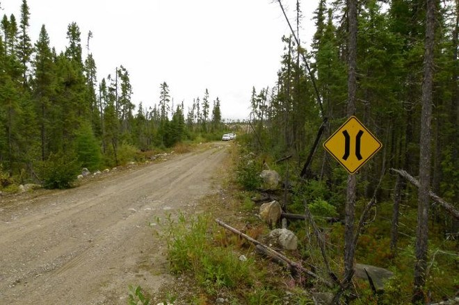 Ontario Forest Access Roads
