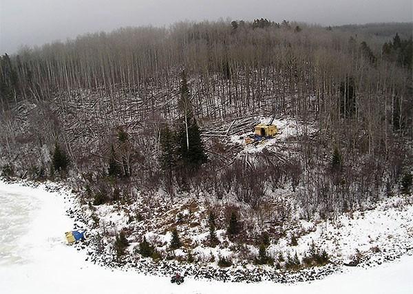 Panoramic drill pad 2