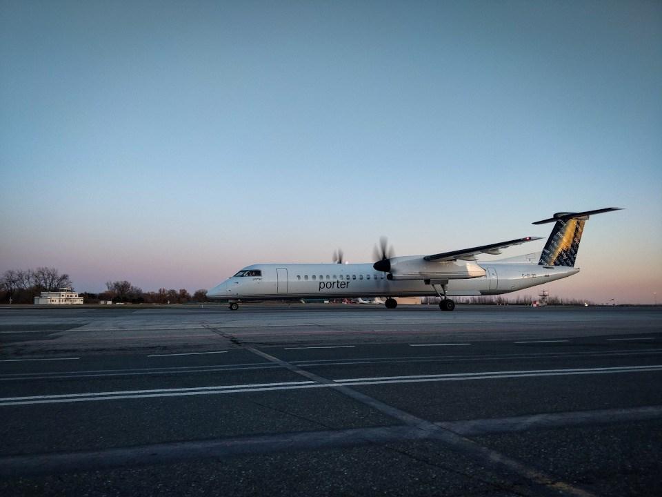 Porter Airlines Dash 8-400