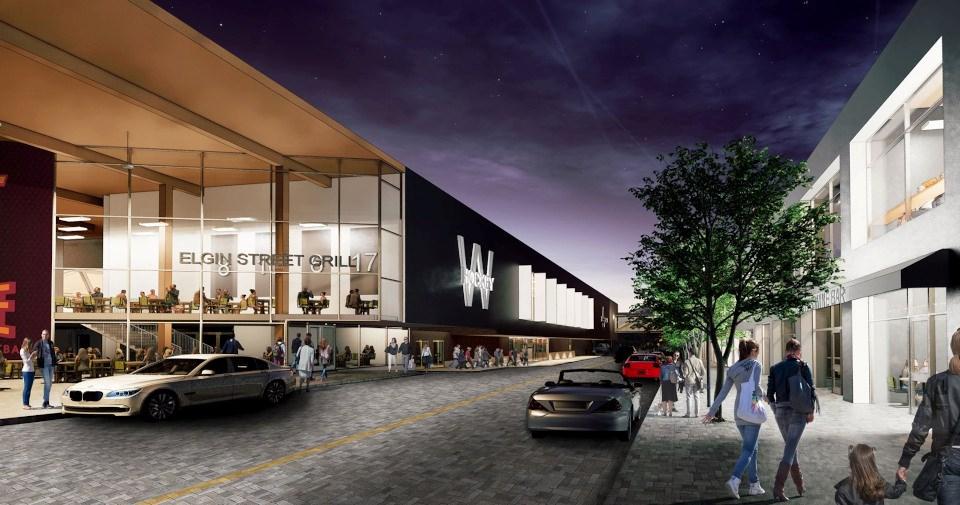 Sudbury Arena renewal conceptual (3rdLine.Studio)