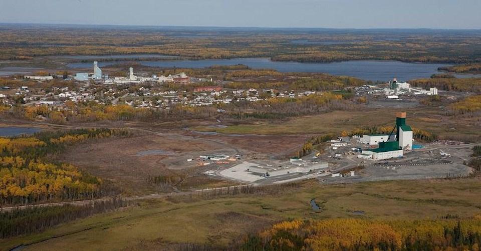 Red Lake mine camp (Evolution Mining)