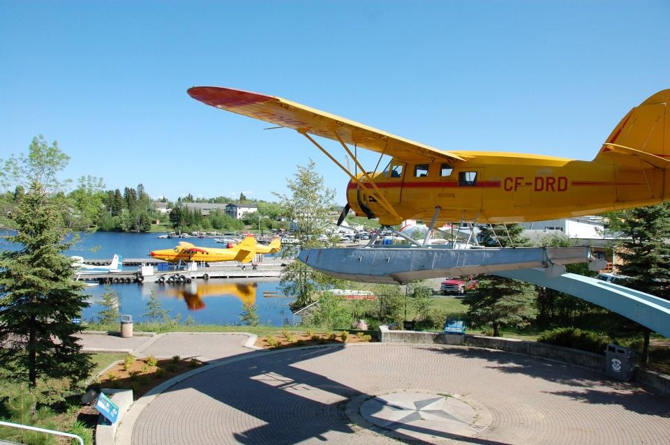 Red Lake waterfront 2