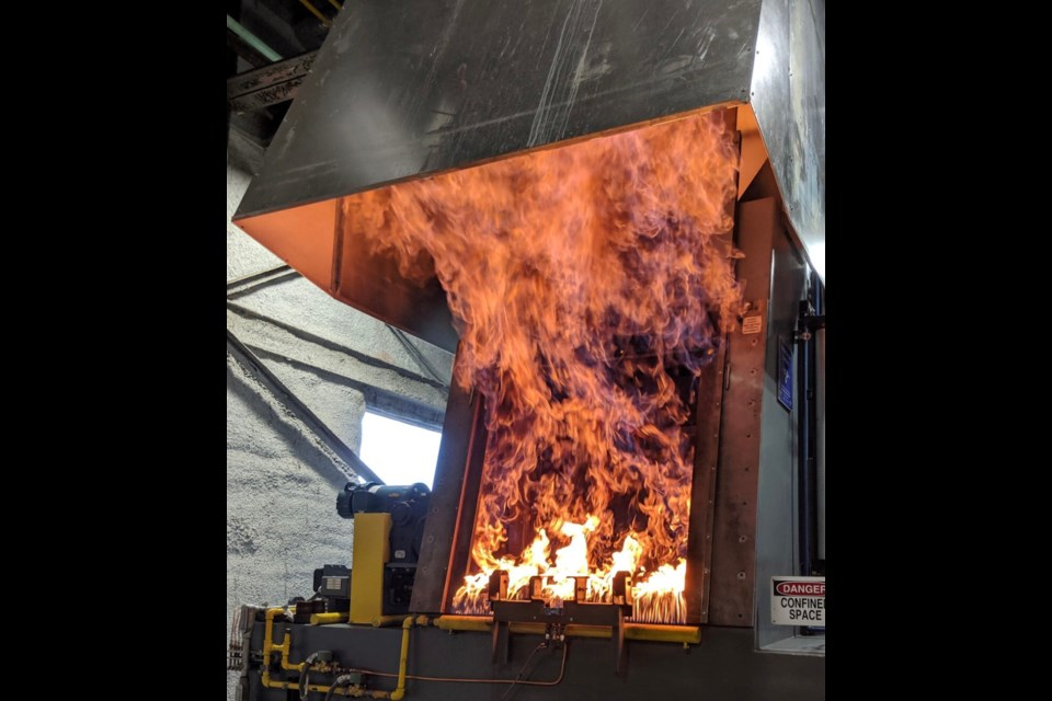 Salto Heat Treating is a new metalworking business launched by Lopes Ltd. in Sudbury. (Supplied)