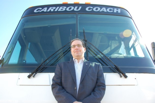 Sandy Smith Caribou Coach