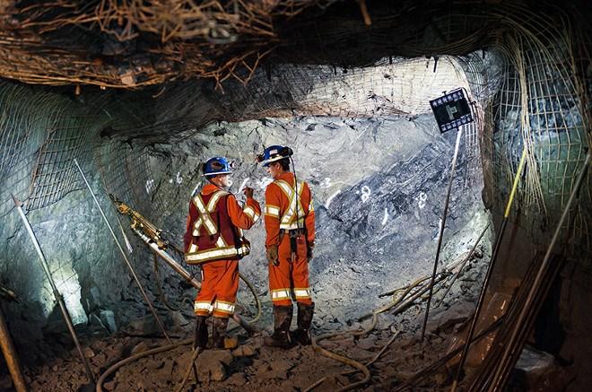 Taylor Mine 2
