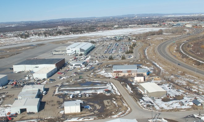 tbay airport overview