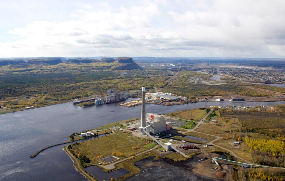 Thunder Bay Generating Station 4