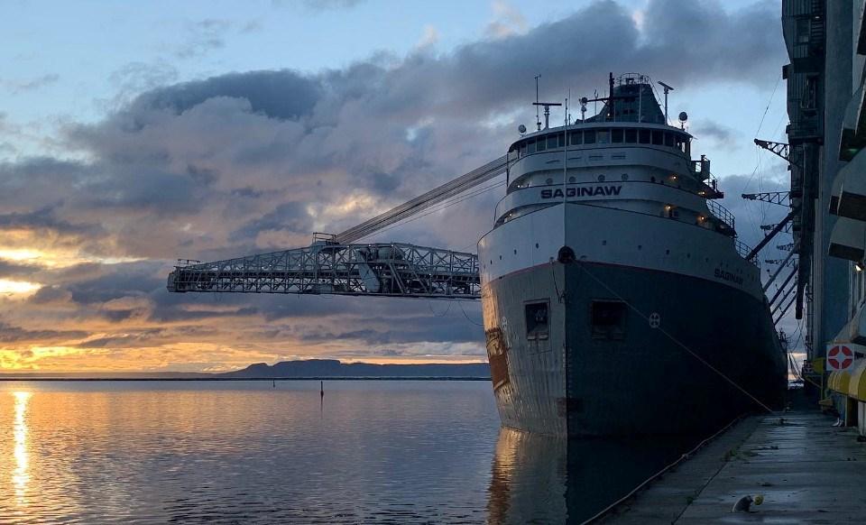 Thunder Bay port photo