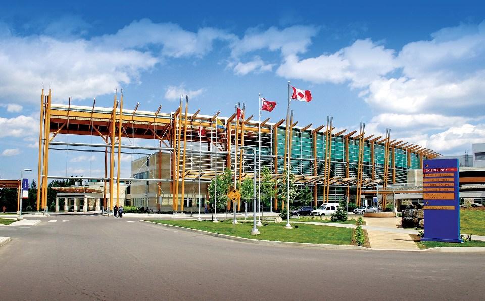 Thunder Bay Regional Health Sciences Centre (Facebook photo)