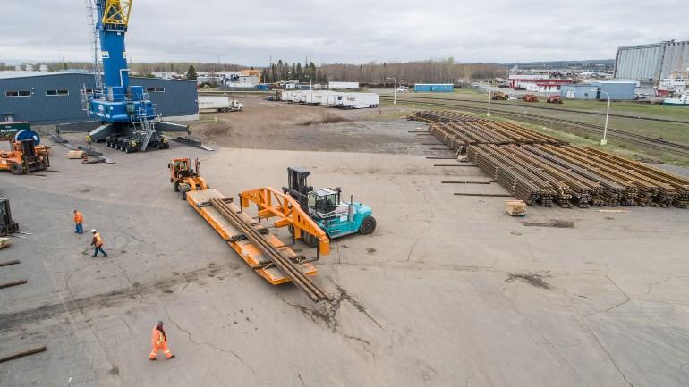 Thunder Bay Steel