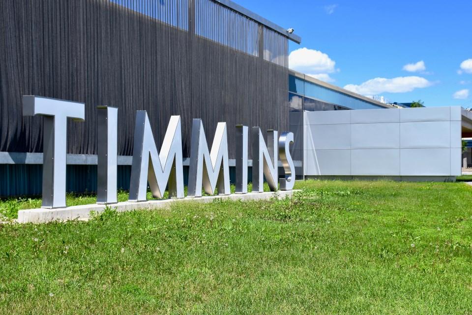 Timmins sign