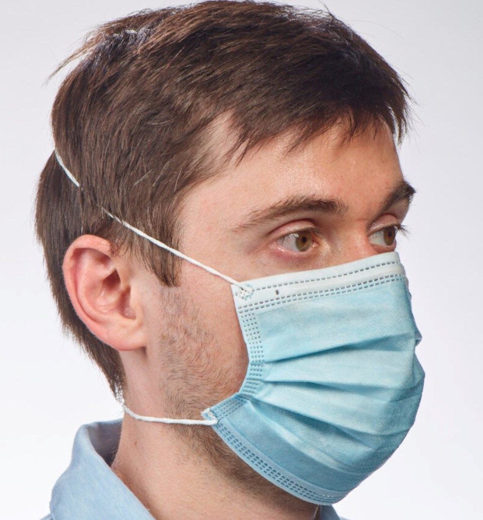 Trevor RX surgical mask