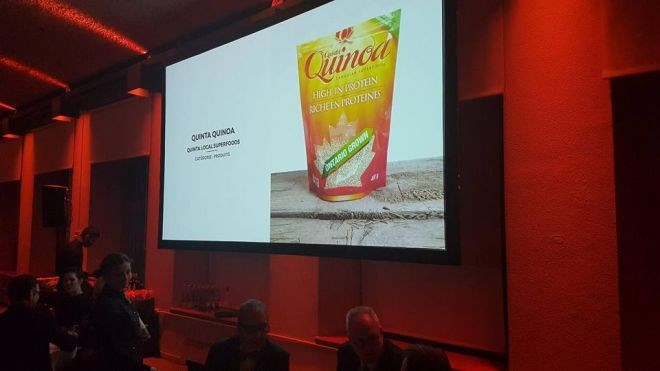 Quinta Quinoa, which is partially cultivated and grown in Northern Ontario, has earned more accolades on the food contest circuit. (Supplied photos)