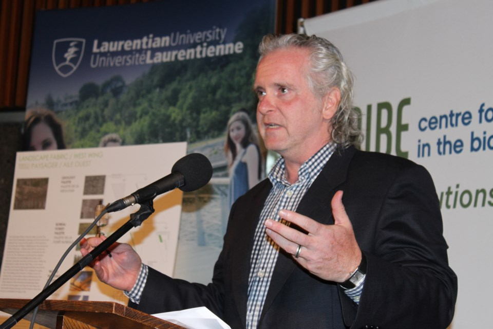 Dr. Terrance Galvin, founding director, McEwen School of Architecture