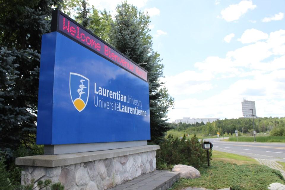 Laurentian University in Sudbury