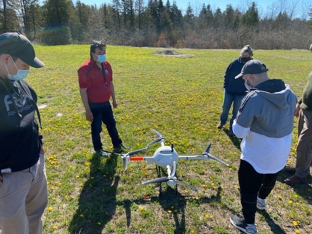Wiikwemkoong Unceded Territory is investing in drone and LiDAR technology to boost its forest inventory management capabilities.