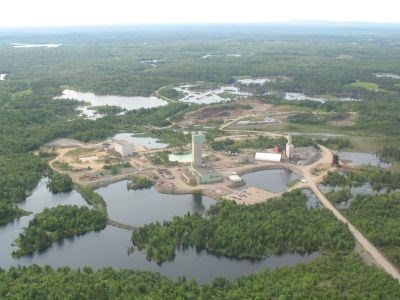Poor mining practices led to the fall of material that killed Norm Bisaillon and Marc Methé in 2014 at Lockerby Mine (Pictured) a Ministry of Labour lawyer told an inquest in Sudbury today. (File)